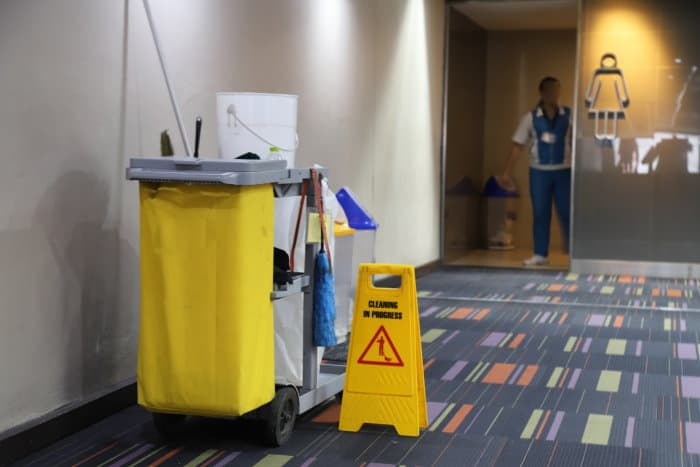 Manhattan office cleaning