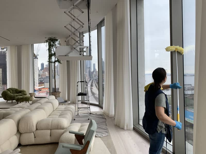 luxury condo cleaning nyc